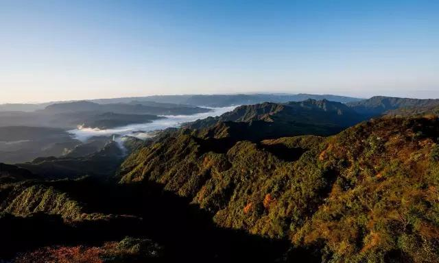 大 风 堡 大风堡景区是黄水国家森林公园,黄水风景名胜区的核心景区之
